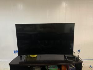 55 curved inch samsung tv 4k smart for Sale in Fort Worth, TX
