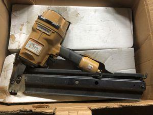 Stanley Bostitch Nail Gun Pneumatic for Sale in Santa Clarita, CA