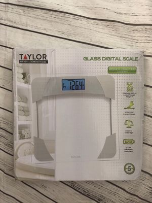 Glass Digital Bathroom Scale for Sale in Plantation, FL
