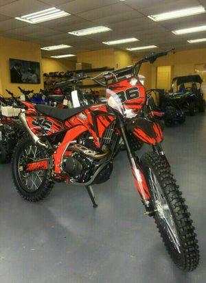 250cc Apollo rx dirt bike for Sale in Houston, TX