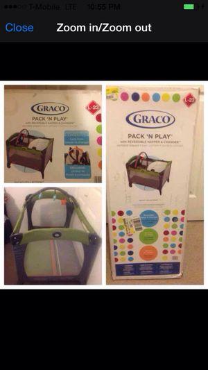 Graco pack n play for Sale in Salt Lake City, UT