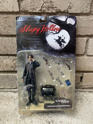 Ichabod Crane McFarlane Figure for Sale in Austin, TX