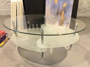 Glass Coffee Table for Sale in Massapequa, NY