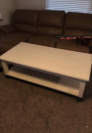 Large Coffee Table for Sale in Pittsburgh, PA
