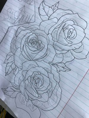Tattoo Rosess for shoulder for Sale in Columbia, SC