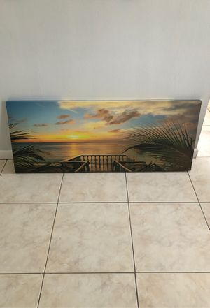 Sunset painting for Sale in Tamarac, FL