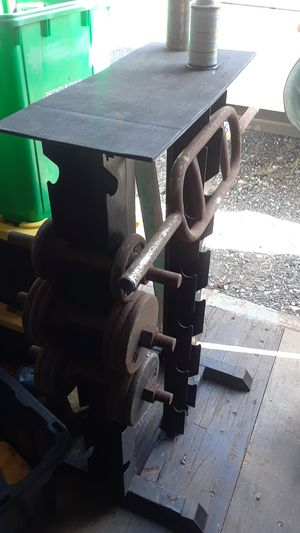Weight stand for Sale in Barto, PA