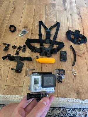 GoPro Hero 3 Black ULTIMATE STARTER KIT for Sale in Martinez, CA