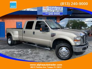 2008 Ford F350 Super Duty Crew Cab for Sale in Tampa, FL