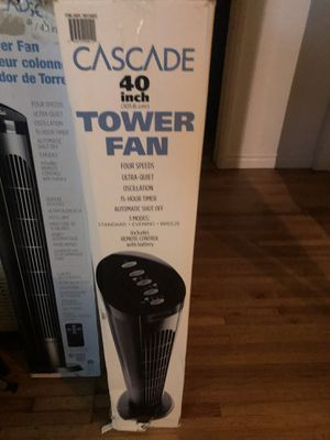Brand new Tower Fans never used for Sale in El Monte, CA