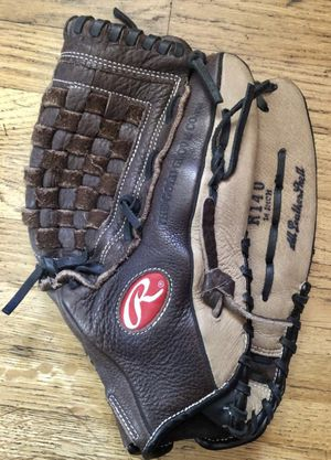 1 Rawlings Renegade baseball/softball glove (right hand thrower) for Sale in Los Angeles, CA