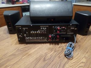 Sony receiver and speakers for Sale in Vista, CA