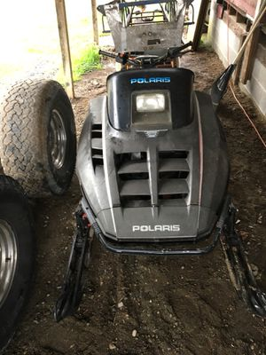 1991 Polaris &1982 SkiDoo Citation with trailer for Sale in Cle Elum, WA