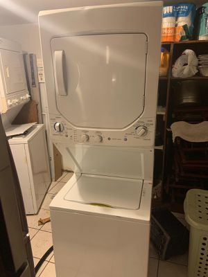 Wash/Dryer GE for Sale in Danbury, CT