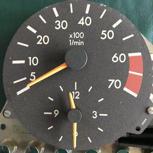 Used, MERCEDES Speedometer Instrument Cluster RPM Clock Gauge 8 cylinder engine for Sale for sale  Redlands, CA