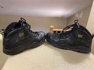 Jordan Retro NYC 10's men's Size 12 for Sale in Glendale, AZ