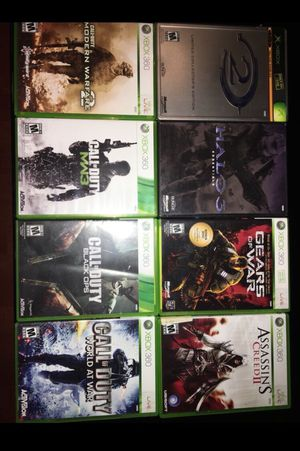Xbox/Xbox 360 Games for Sale in Columbus, OH