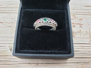 Sterling silver 925 stone ring size 6 for Sale in Scottsdale, AZ