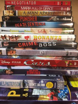 14 DVD 📀 movies for Sale in Princeton, NJ