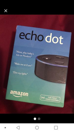 Brand New Echo Dot for Sale in High Point, NC