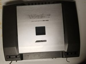 Alpine V12 Mono Power Amp MRD-M605 for Sale in Germantown, MD