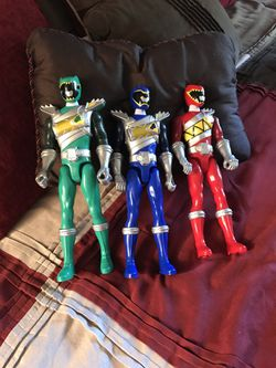 Power Ranger toys for Sale in Bend,  OR