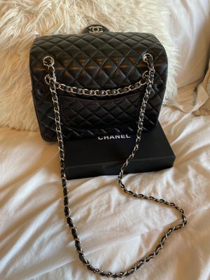 Chanel flap bag for Sale in San Francisco, CA