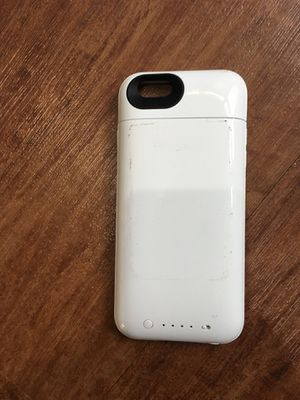 Mophie iPhone 6s charging case for Sale in Houston, TX