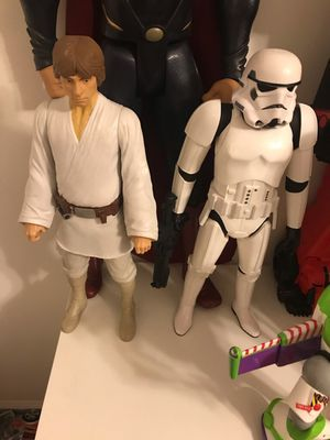 Star Wars collectible action figures for Sale in Fort Lauderdale, FL