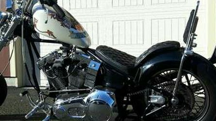 2002 Custom Hardtail Chopper ( Very Good Condition ) for Sale in Battle Ground,  WA