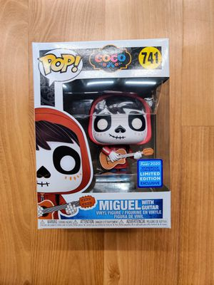 Coco Miguel with Guitar funko for Sale in Santa Ana, CA