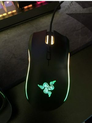 Razer mamba mouse and keybord for Sale in Andover, MN