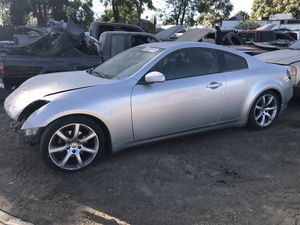 2004 Infiniti G35 w/automatic trans for parts only for Sale in Salida, CA