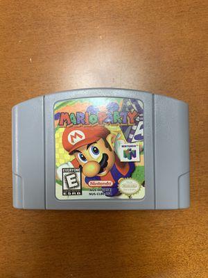 Mario Party 1 Nintendo 64 for Sale in Hialeah, FL