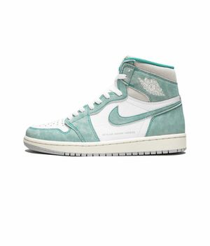 Air jordan Retro 1 high OG TURBO GREEN W/receipt sz.12 for Sale in Washington, DC
