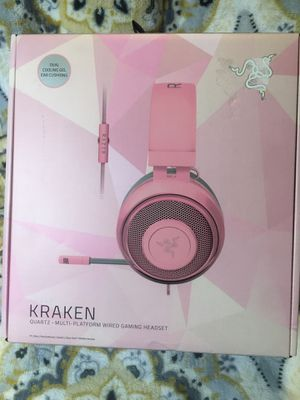RAZER Kraken Wired Gaming Headset PlayStation 4, for Sale in Chino, CA