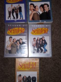 Seinfeld Seasons 5-9 for Sale in Yakima,  WA