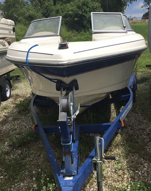Ski Boat and trailer for Sale in Collinsville, IL