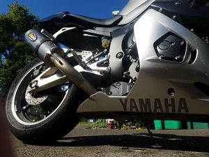 2003 Yamaha R6 600cc street bike motorcycle for Sale in Portland, OR