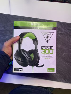 Turtle Beach Stealth 300 Gaming Headset Headphone for Sale in Woodbridge, VA