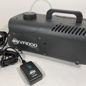 DJ Professional Fog machine for Sale in Chula Vista, CA