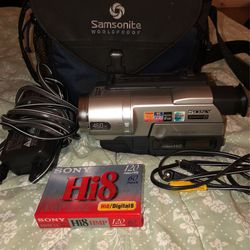 Sony Video Camera Recorder for Sale in Austin,  TX