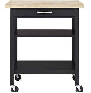 Rolling Kitchen Cart Bathroom Drawer Shelf Storage Wheeled for Sale in Santa Fe, NM