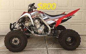 2008 Yamaha Raptor Price $ 800 ** Excellent Condition** for Sale in Washington, DC
