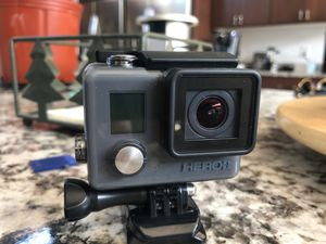 Go pro hero plus 1080 hd blue tooth for Sale in South Haven, MN