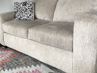 *Great CONDITION*Beige 2 Seater Couch!  for Sale in Atlanta, GA