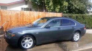 2002 BMW 740 for Sale in Visalia, CA