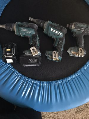 Makita tools for Sale in Harrisonburg, VA