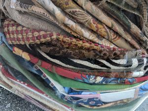 Fabric swatches for Sale in Pompano Beach, FL