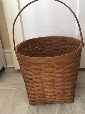 Longaberger Basket for Sale in Baltimore, MD